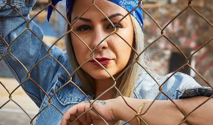 A picture of Hard Kaur.