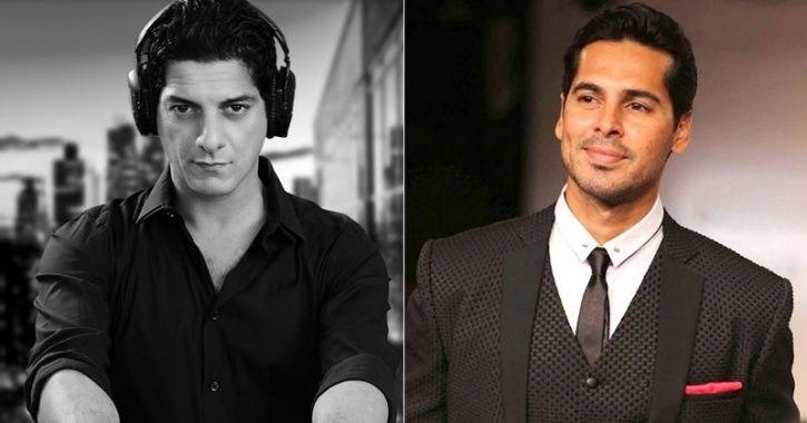 Actor Dino Morea and DJ Aqeel
