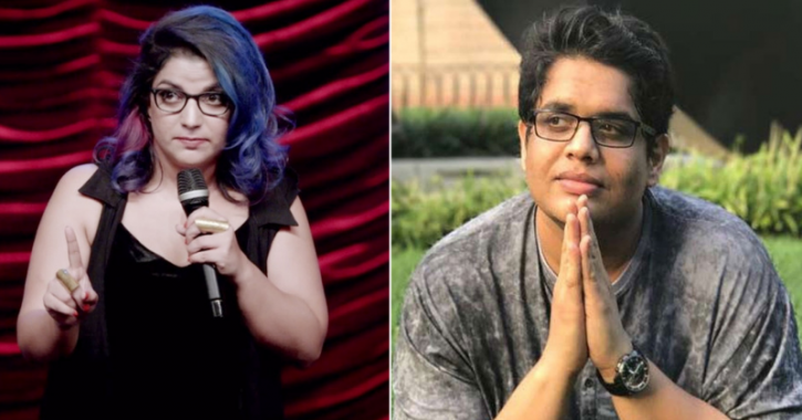 Aditi Mittal reacts on Tanmay Bhat