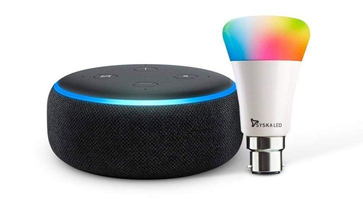 Amazon Prime Echo Dot