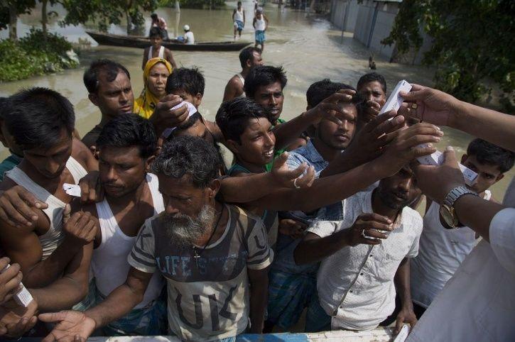Amitabh Bachchan Donates Rs 51 Lakhs For Assam Flood Victims, CM Sarbananda Sonowal Thanks Him