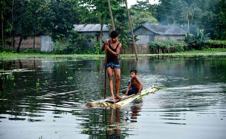 Assam Flood Image1