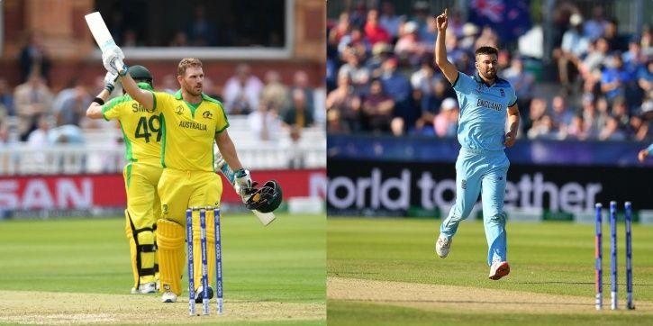 Australia face England in the semis