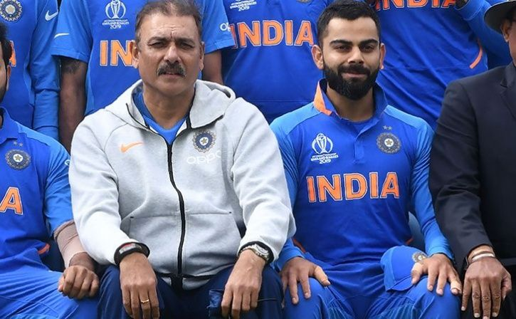 BCCI Wants Ravi Shastri To Stay As Team India Coach