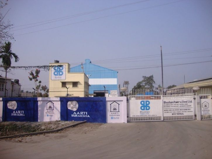 Bhushan Power And Steel
