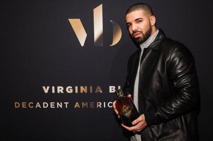Celebrity alcohol brands: Drake