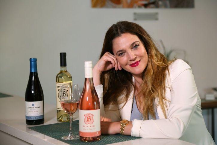 Celebrity alcohol brands: Drew Barrymore