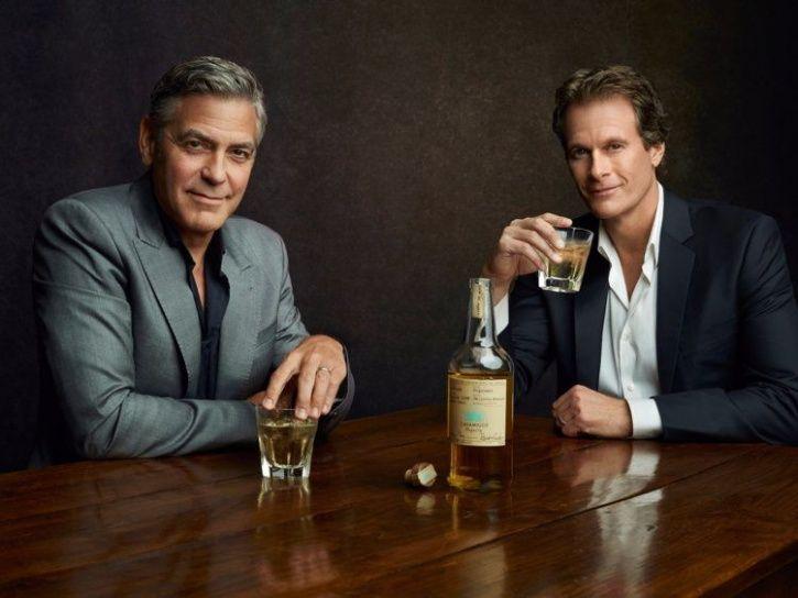 Celebrity alcohol brands: George Clooney and Rande Gebber
