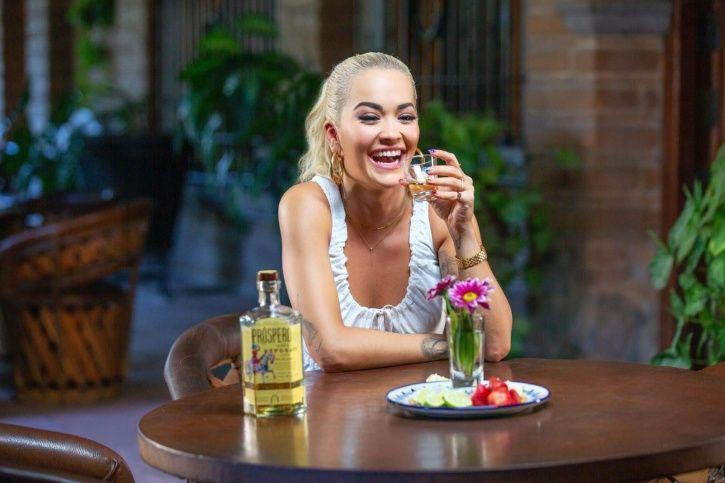 Celebrity alcohol brands: Rita Ora