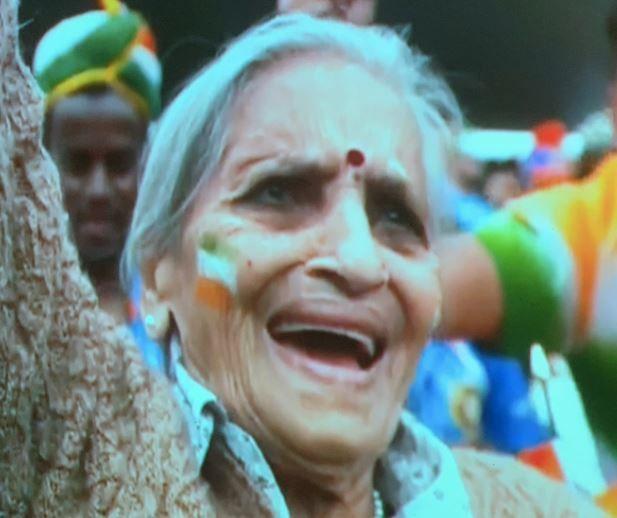Charulata Patel is India