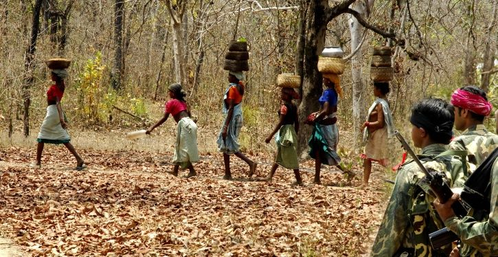 Dantewada Police Turn To Films To Create Awareness About Naxalism & Life In Affected Areas
