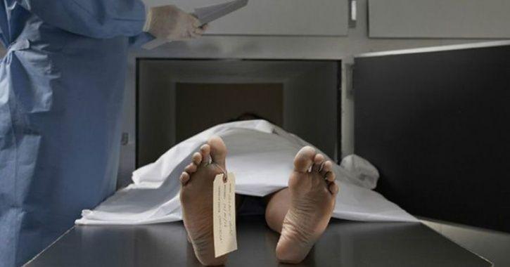 dead body hospital