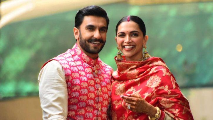 Deepika Padukone and Ranveer Sing on Rendezvous with Simi Garewal.