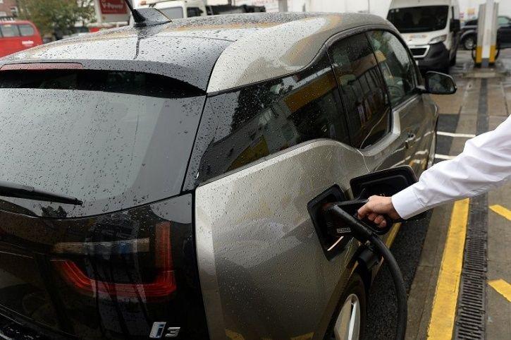 Electric Vehicle GST Cut, EV GST Reduction, GST Announcement, GST Update, Electric Vehicles India, E