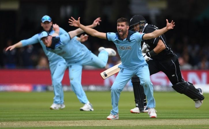 England are World Champions