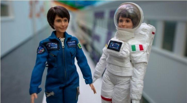 ESA Barbie