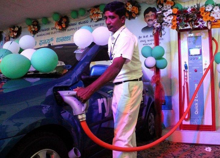 EV Charging India, India EV Charging Setup, Electric Vehicle Charging, Electric Car Charging Station