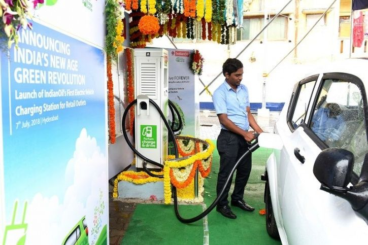 EV Infrastructure, Electric Vehicle Charging Station, EV Charging Setup Incentives, EV Charging Infr