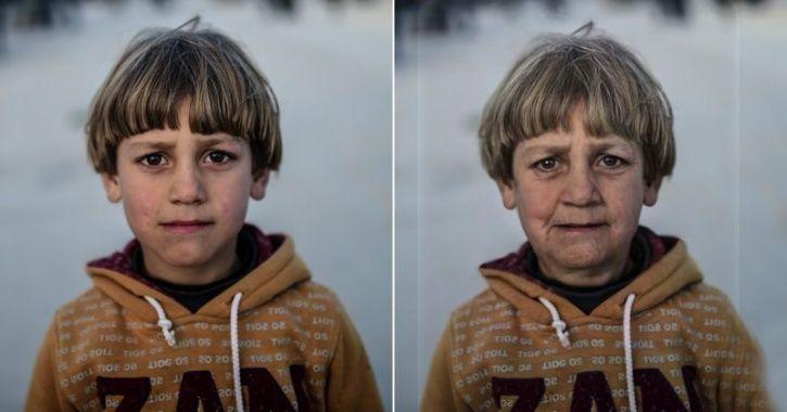 faceapp refugees