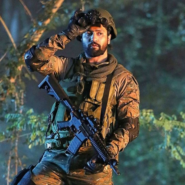 fan joins Indian Navy after watching Uri: The Surgical Strike and Vicky Kaushal is happy.