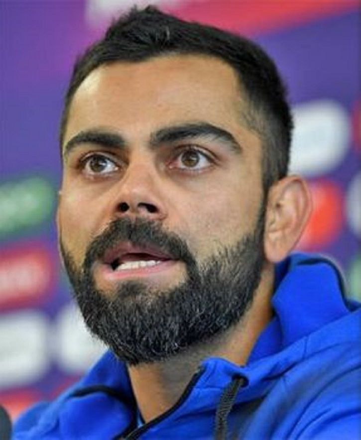 Fans Happy To See Virat Kohli Smile In London With Wife Anushka Sharma Post World Cup Loss