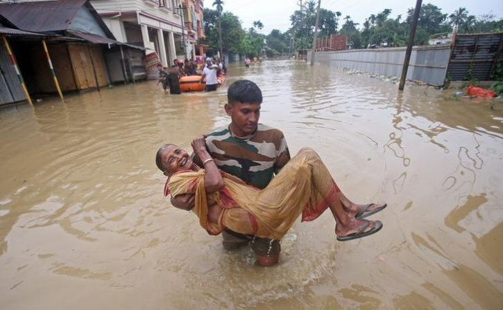 Flood In India