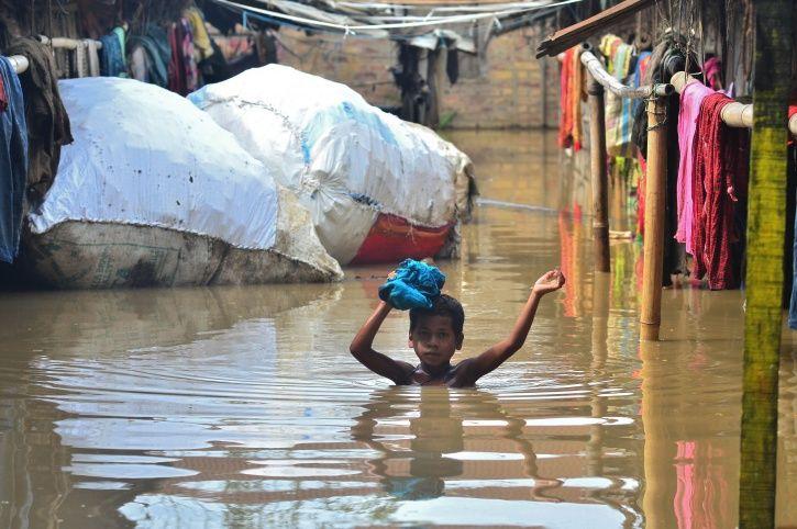 Flood india
