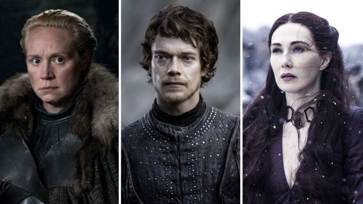 Gwendoline Christie, Alfie Allen and Carice van Houten nominated themselves for Emmys without HBO.