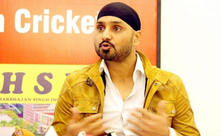 Harbhajan Singh Take An Indirect Dig At Pakistan