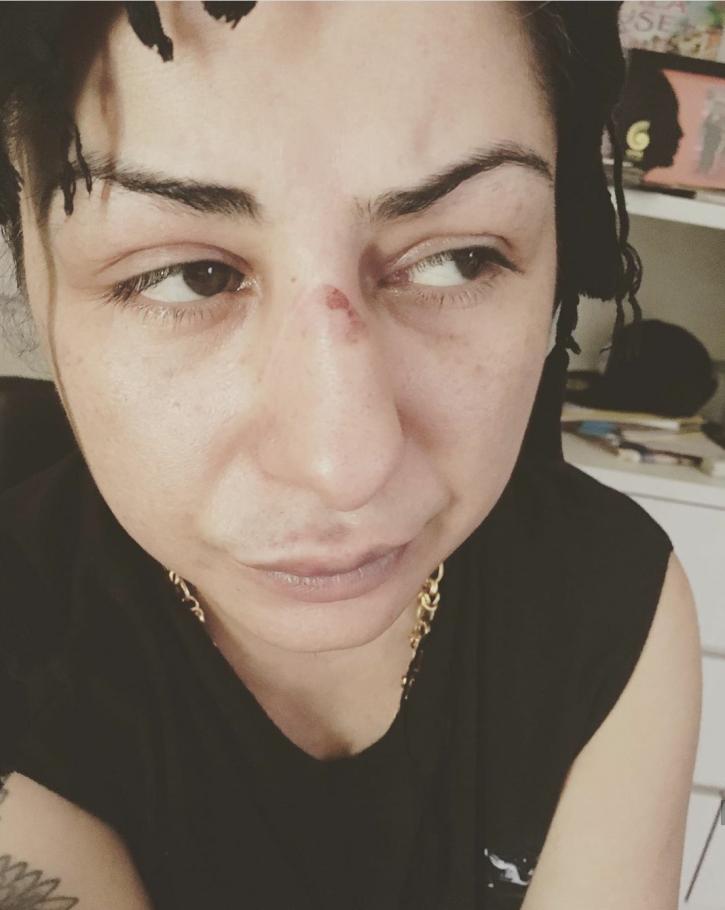 Hard Kaur physical assault.
