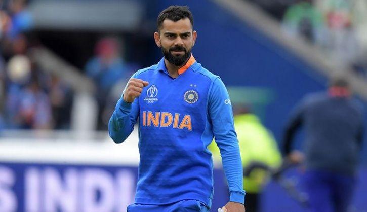 Harry Kane Played Cricket With Virat Kohli