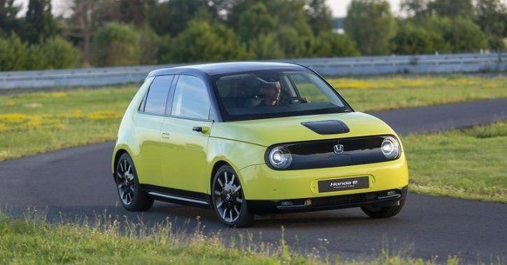 Honda E, Regenerative Braking, Single Pedal System, Electric Car Braking System, Electric Car Brakes