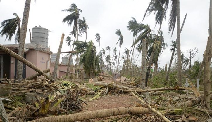 Hong Kong Govt Approves Over USD 9 Million For Cyclone-Hit Odisha