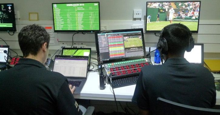 How is AI helping Wimbledon eliminate bias in video replays?