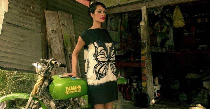 How Ruhani Syed, A Kashmiri Model & Artist, Found Balance In Islam And Art