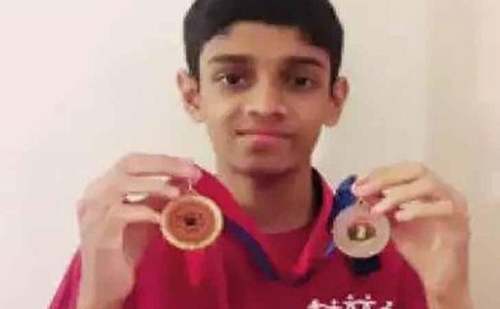 Hritik Machaiah Alamanda Win Two At Medals International Games