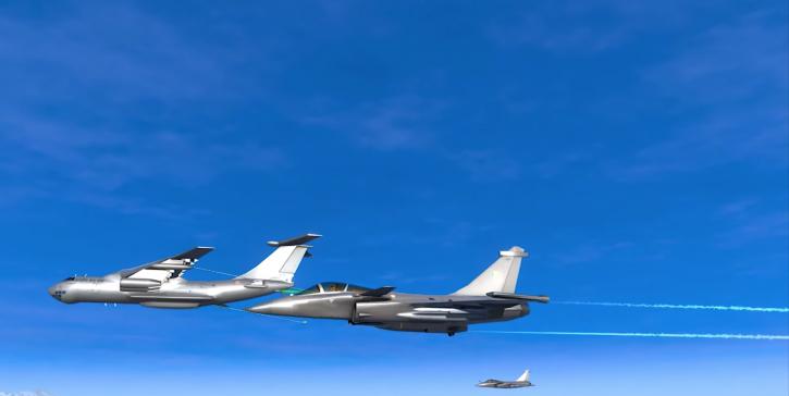 IAF mobile game