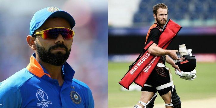 India face New Zealand