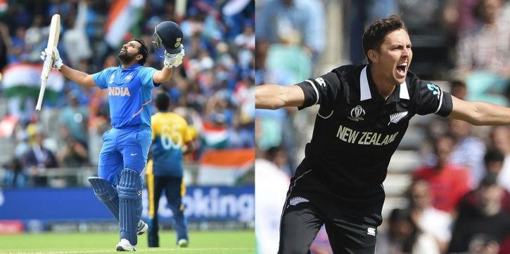 India face New Zealand in semis