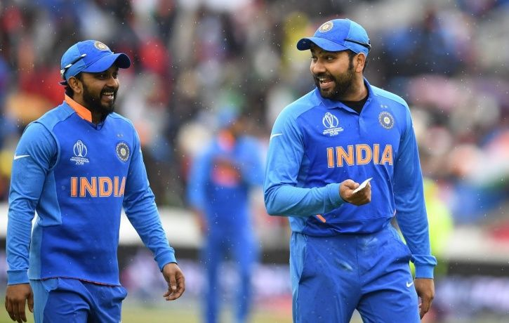 India play New Zealand on Reserve Day