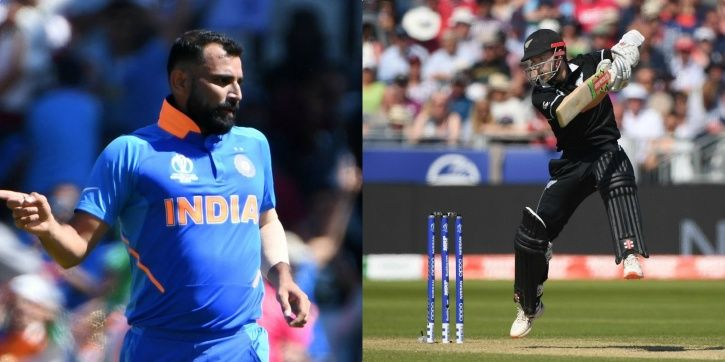 India take on New Zealand