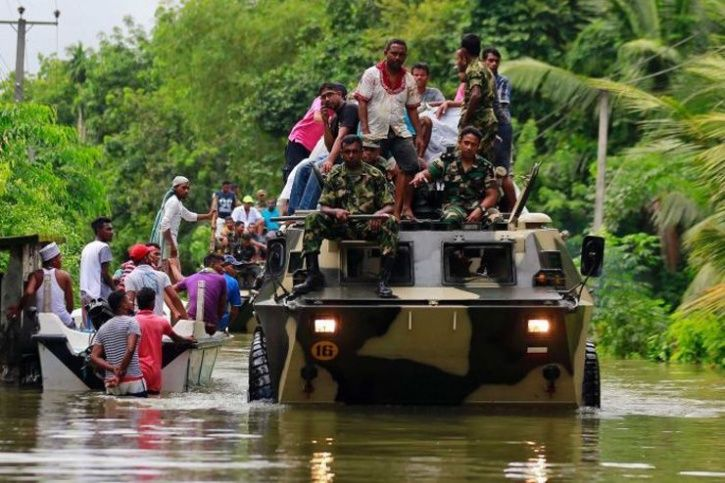 indian armed forces rescue operation