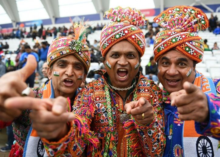 Indian fans are the best