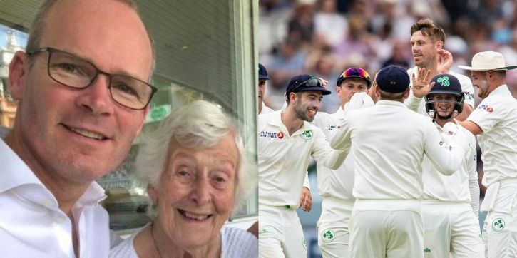 Ireland bowled England out for 85
