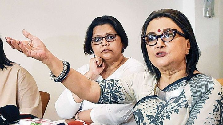 Jai Shri Ram: Aparna Sen says secular fabric of our country is being ruined.