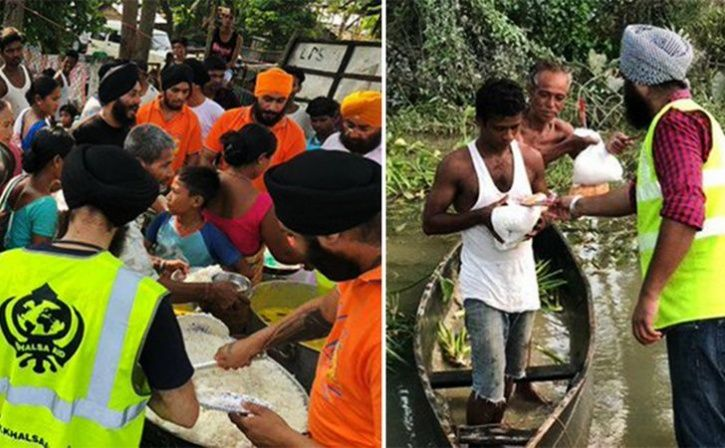 Khalsa Aid To Provide Ration To Over 4000 Victims