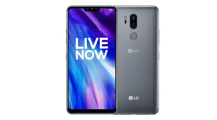 LG G7 Amazon Prime