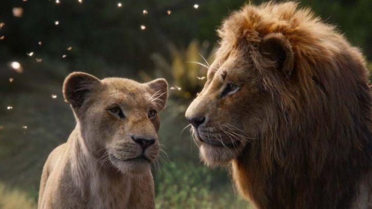 Lion King SRK