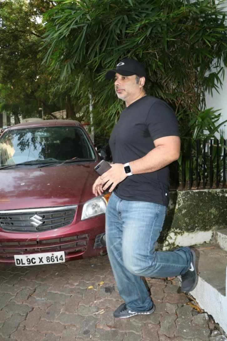 male body shaming: Uday chopra was trolled for his weight.