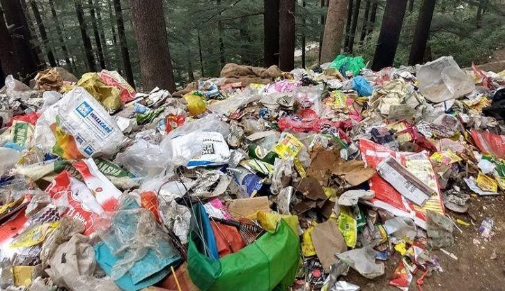 manali, leh, sikkim, garbage, himachal pradesh, garbage pollution, environment, dharamshala, shimla,